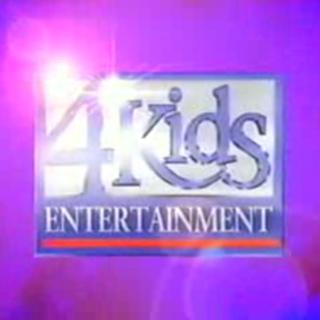 4Kids Entertainment logo for the trailer