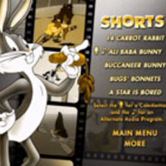 Looney Tunes Golden Collection: Volume Five Disc 1 Shorts