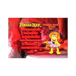 Fraggle Rock Season 3 - Disc One Screenshot
