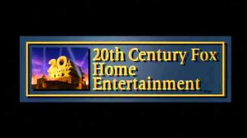 20th Century FOX Home Entertainment (1995-2009) 60p variant (No fade transitions)