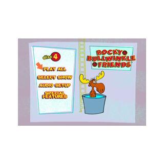 Rocky & Bullwinkle & Friends Season 1 DVD Screenshot