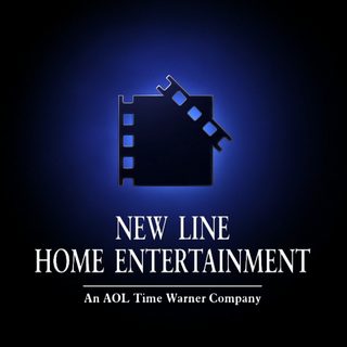 New Line Home Entertainment - An AOL Time Warner Company (Unknown DVD re-print)