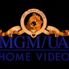 MGM/UA Home Video (1993) Closing