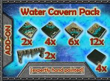 GT5-WC-P Water Cavern Pack
