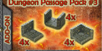Dwarvenite Dungeon Passage Pack 3