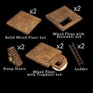 TFL-P - Store - Tudor Floor Pack