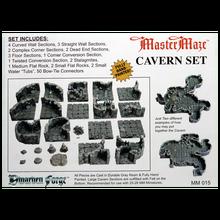 MM-015 Box Label Caverns
