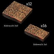 SID-P - Store - Sidewalks