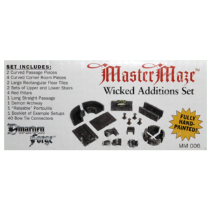 MM-006 Box Label Wicked Additions