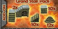 Dwarvenite Grand Stair Pack