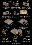 BSS-P -Store -Stone Starter Set