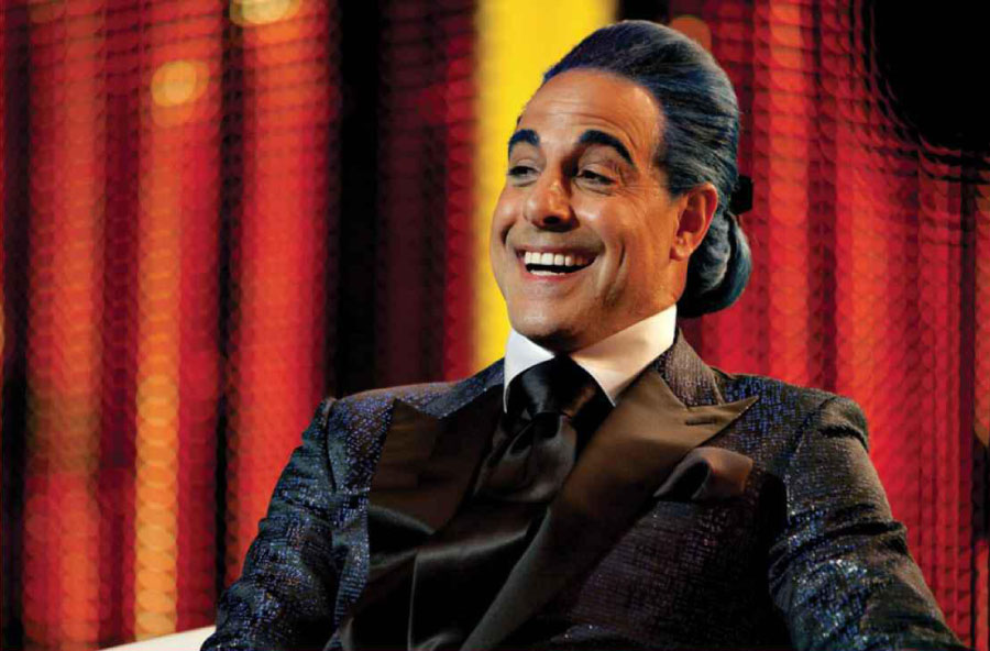 Caesar Flickerman | Doctor Who Expanded | FANDOM powered ... Stanley Tucci Hunger Games