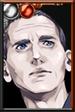 The Ninth Doctor Portrait Portrait