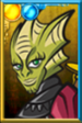 Madame Vastra Kids Area Portrait