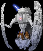 Dalek Transporter