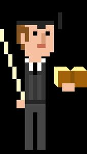 10 Pixelated Teacher