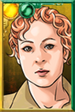 Professor River Song Camouflage Portrait
