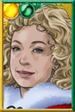 Professor River Song Cape Portrait