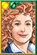 Professor River Song Denim Portrait