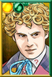 The Sixth Doctor Portrait