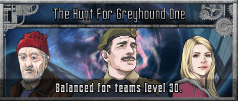 The Hunt For Greyhound One