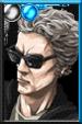 Twelfth Doctor Guitar Portrait