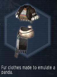 PandaGarb