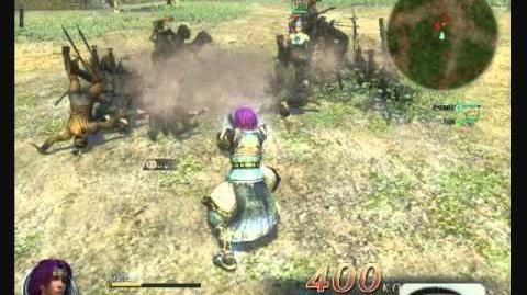 Scimitar -- Dynasty Warriors Online