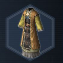 Mages Robe P