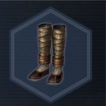 Pang tong feet