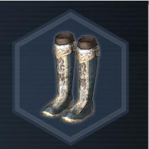 Crimson boots L