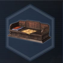 Bed (expensive)