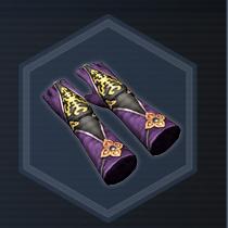 Kung Fu GlovesL
