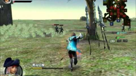 Dynasty Warrior Online Z Zhong Hui Moveset-1