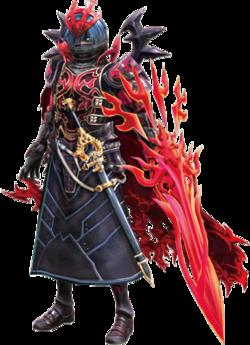 SMTxFE Chrom, Class Blade Lord