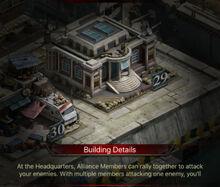Building Headquarters