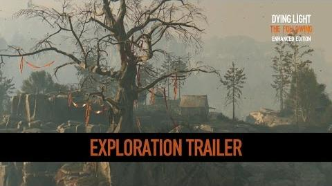 Dying Light The Following – Enhanced Edition Exploration Trailer