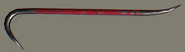 Red Iron Crowbar