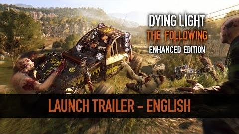 Dying Light The Following - Enhanced Ed