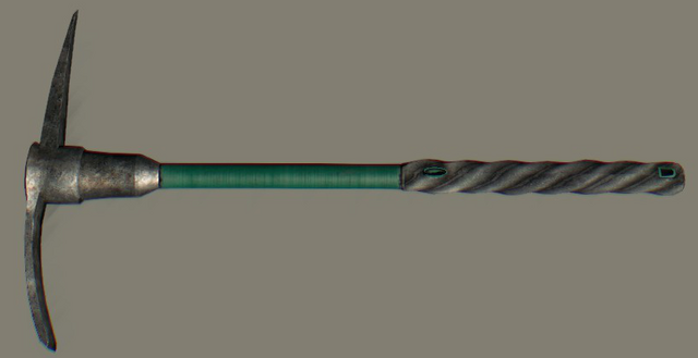 File:Green Pickaxe.png