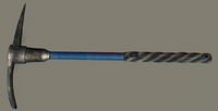 Blue Pickaxe