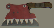 Legendary Oriental Cleaver