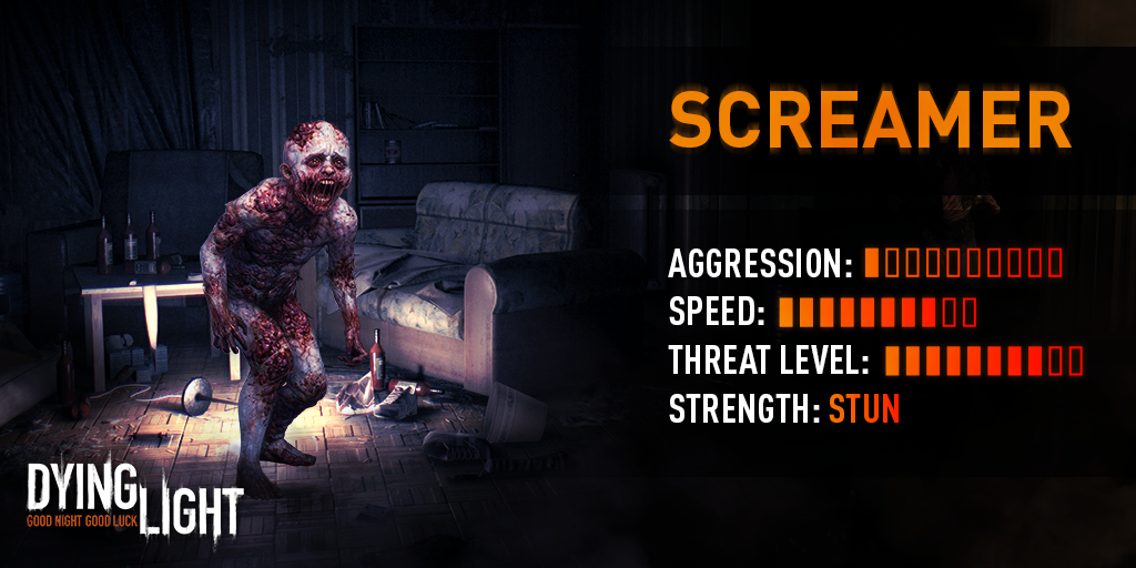 Screamer Dying Light Wiki Fandom Powered By Wikia