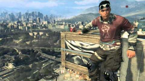 Dying Light Rahim's Explosives Plan