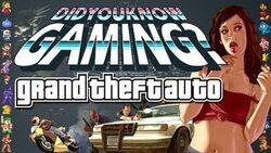 DYKG Grand Theft Auto