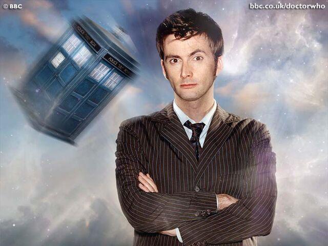 File:THE DOCTOR & TARDIS.jpg