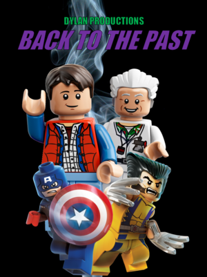 Back to the Past Poster 3