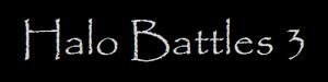 Halo battles 3 logo