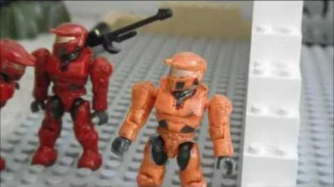 Red vs Blue S1 Episode 1
