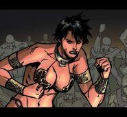 Dejah Thoris Slave Disguise